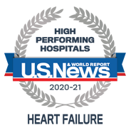 US News - High Performing Hospitals, Heart Failure