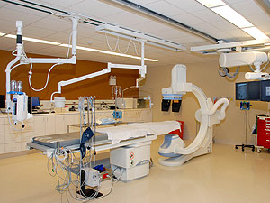 Cardiac Catheterization Laboratory