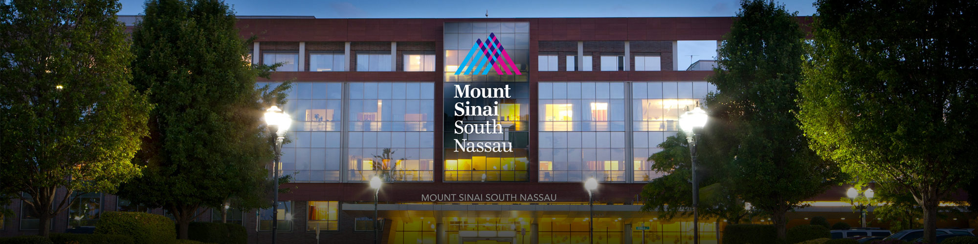 South Nassau is Renamed Mount Sinai South Nassau Long Island Flagship Hospital of the Mount Sinai Health System ... READ MORE>