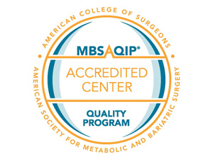 MBSAQIP Accredited – Comprehensive Center