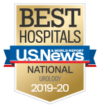 "US News & World Report's 2019-2020 ""Best Hospitals"" issue as having one of the nation's top 50 urology programs."