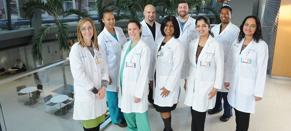 Mount Sinai South Nassau Medical Staff