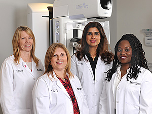 Mount Sinai South Nassau Center for Women's Imaging